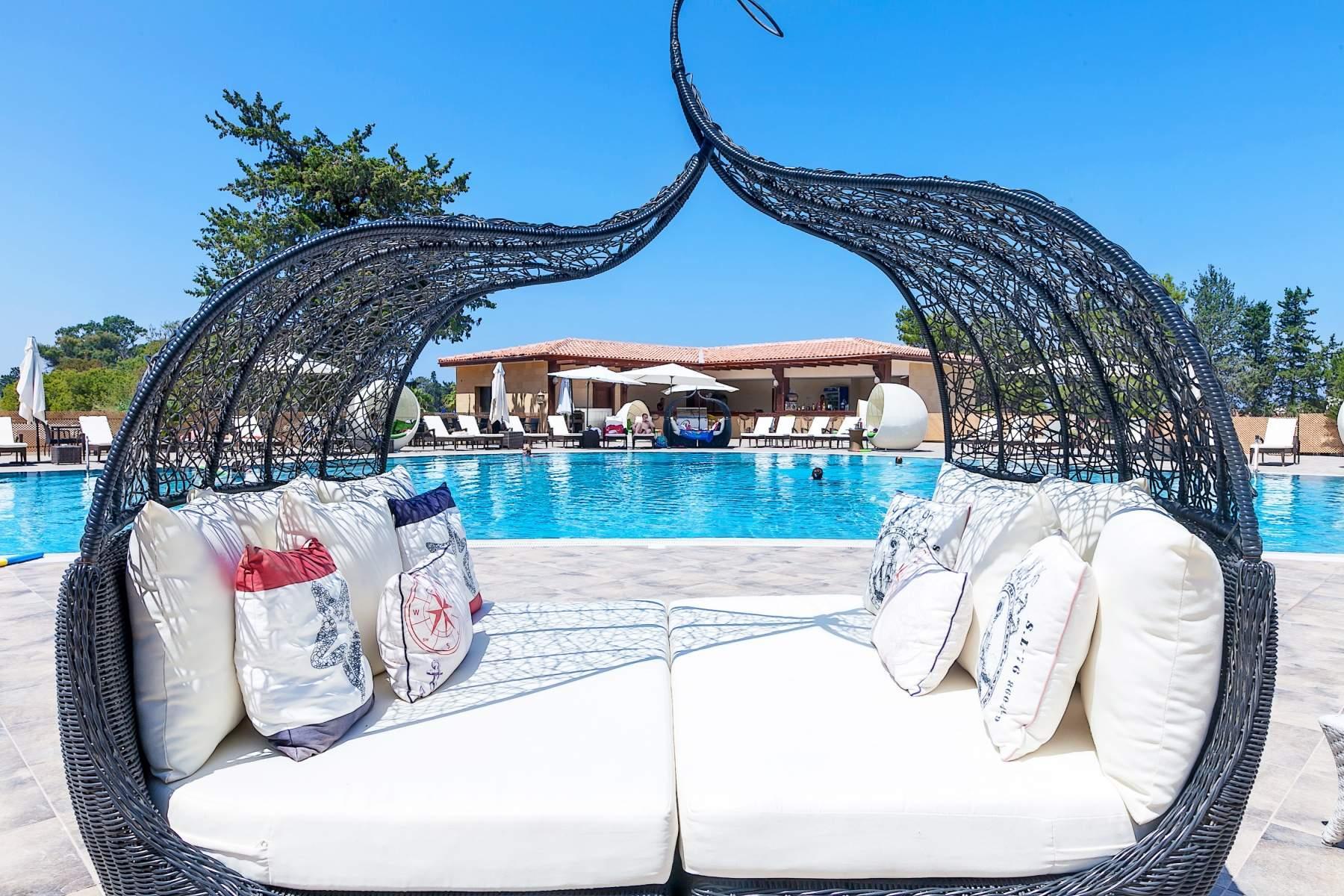 Chateau Lambousa Hotel, Kyrenia, North Cyprus. Book Chateau ...