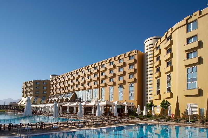 Holidays at Merit Park Hotel and Casino in Kyrenia, North Cyprus