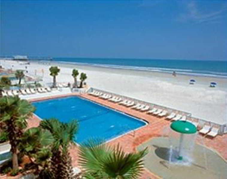Holidays at Boardwalk Inn & Suites Hotel in Daytona, Florida