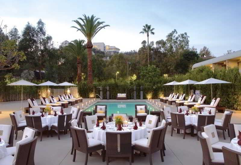 Holidays at Luxe Hotel Sunset Blvd in Beverly Hills, California