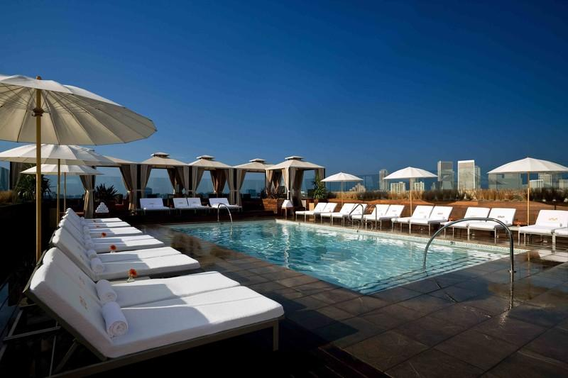 Holidays at Sixty Beverly Hills in Beverly Hills, California
