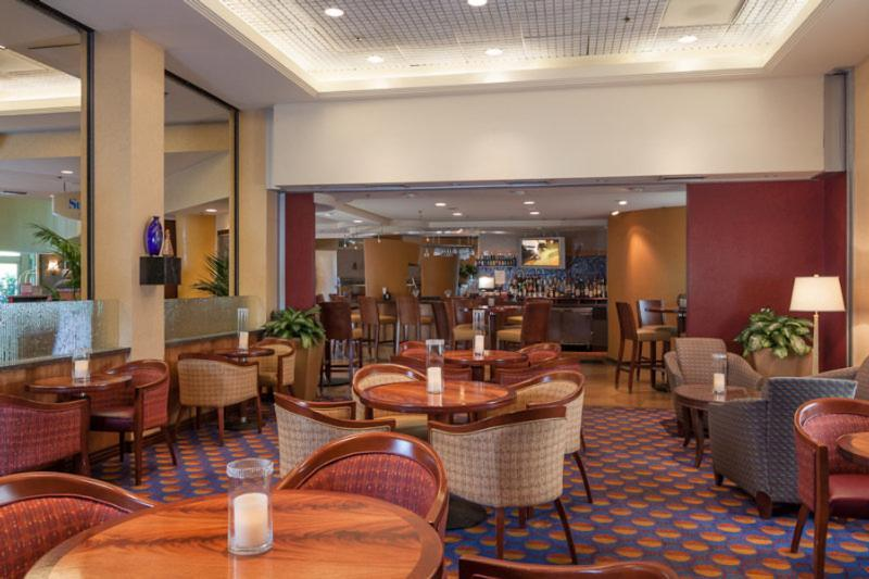 Anaheim Marriott Suites Room Service Menu