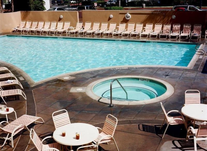 Holidays at Anaheim Marriott Suites Hotel in Anaheim, California
