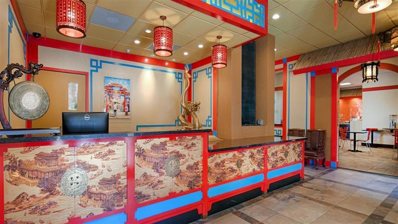 Best Western Dragon Gate Inn Hotel Los Angeles
