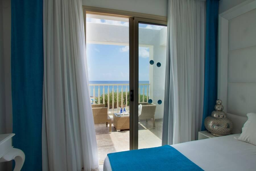 Holidays at Louis Althea Kalamies Villas in Protaras, Cyprus