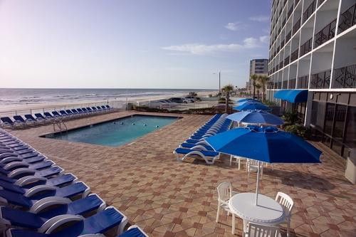 Holidays at Tropical Winds Oceanfront Hotel in Daytona, Florida