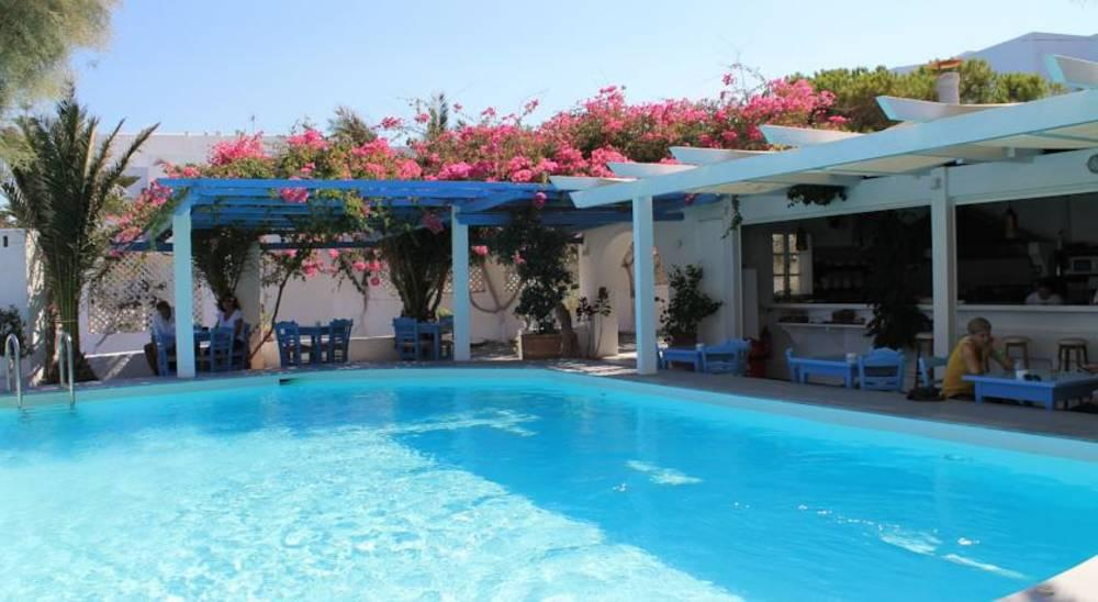 Holidays at Kamari Sigalas Hotel in Kamari, Santorini