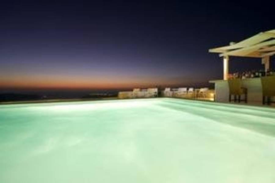 Holidays at Gold Suites Hotel in Imerovigli, Santorini