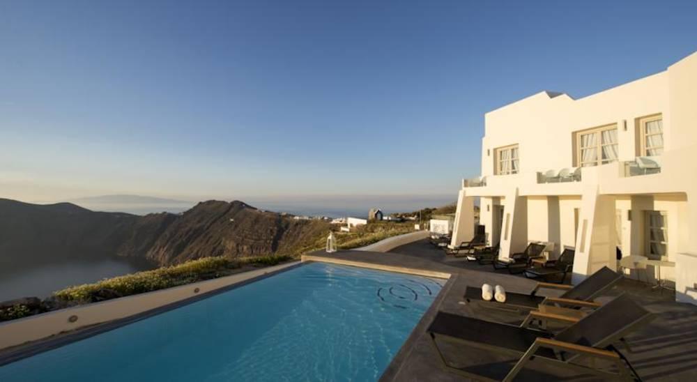 Holidays at Avaton Resort and Spa Hotel in Imerovigli, Santorini