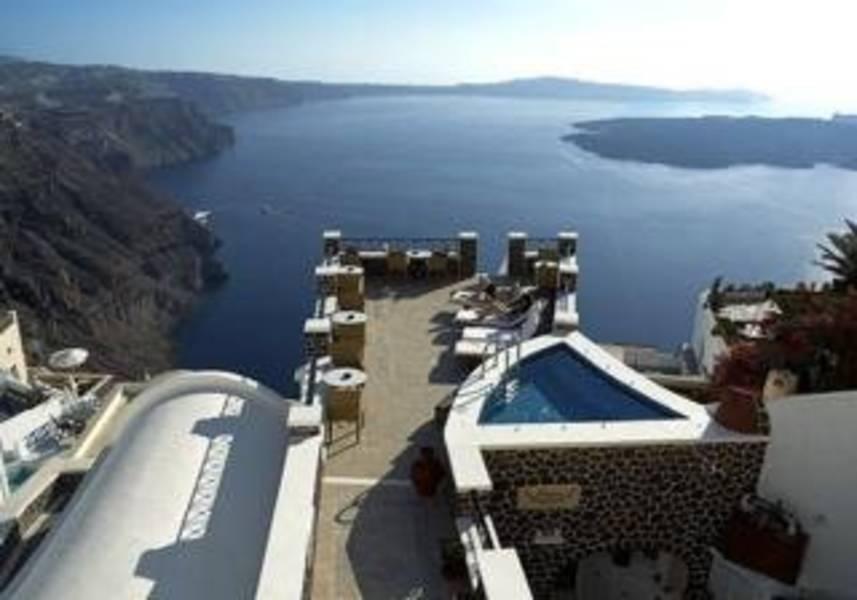 Holidays at Irini Villas Resort Hotel in Imerovigli, Santorini