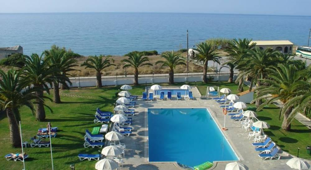 Holidays at Golden Sands Hotel in St George South, Corfu