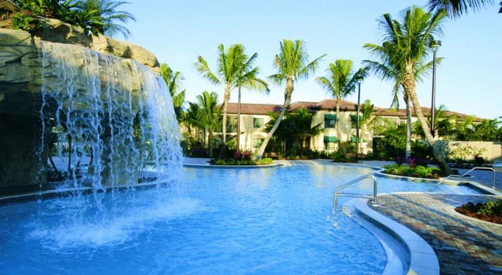 Holidays at Naples Bay Resort Hotel in Naples Beach, Florida