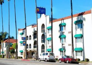Holidays at Comfort Inn Near Santa Monica Pier Hotel in Santa Monica, California