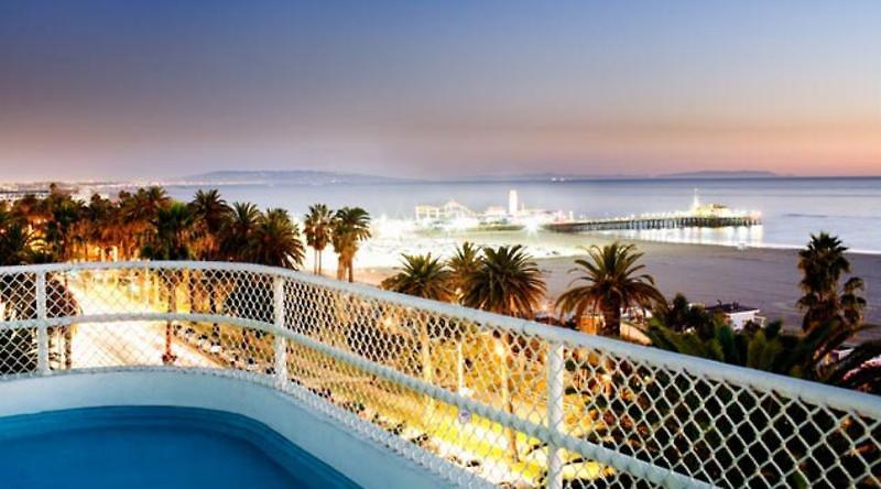 Holidays at Shangri La Hotel in Santa Monica, California