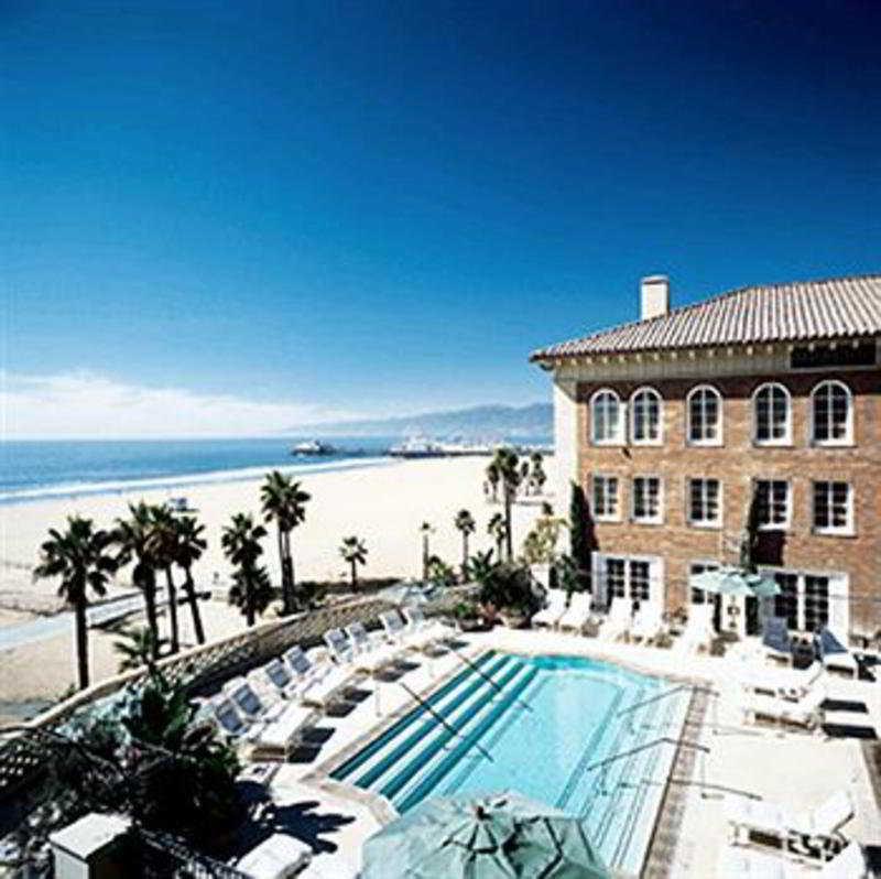 Holidays at Casa Del Mar Hotel in Santa Monica, California