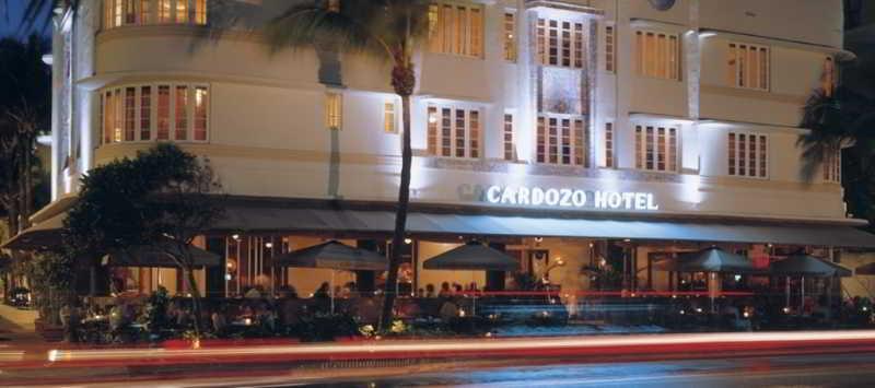 Holidays at Cardozo Hotel in Miami Beach, Miami