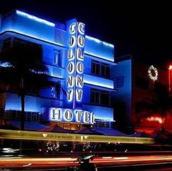 Holidays at Colony Ocean Drive Hotel in Miami Beach, Florida