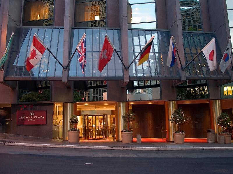Holidays at Crowne Plaza Seattle Hotel in Downtown Seattle, Seattle