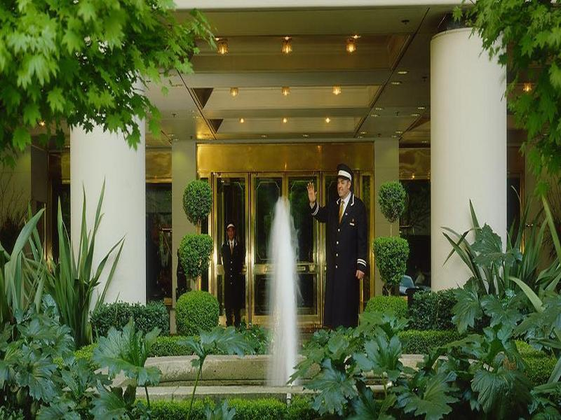 Holidays at Fairmont Olympic Hotel Seattle in Downtown Seattle, Seattle