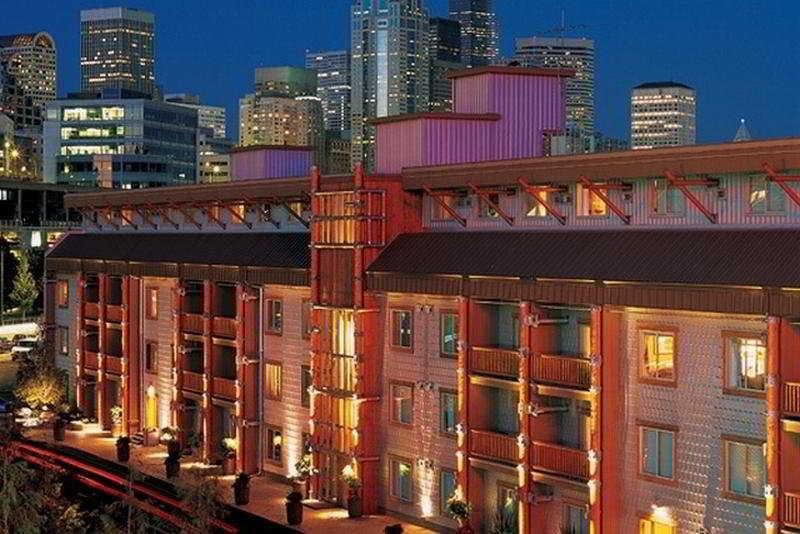 Holidays at Edgewater Seattle Hotel in Downtown Seattle, Seattle