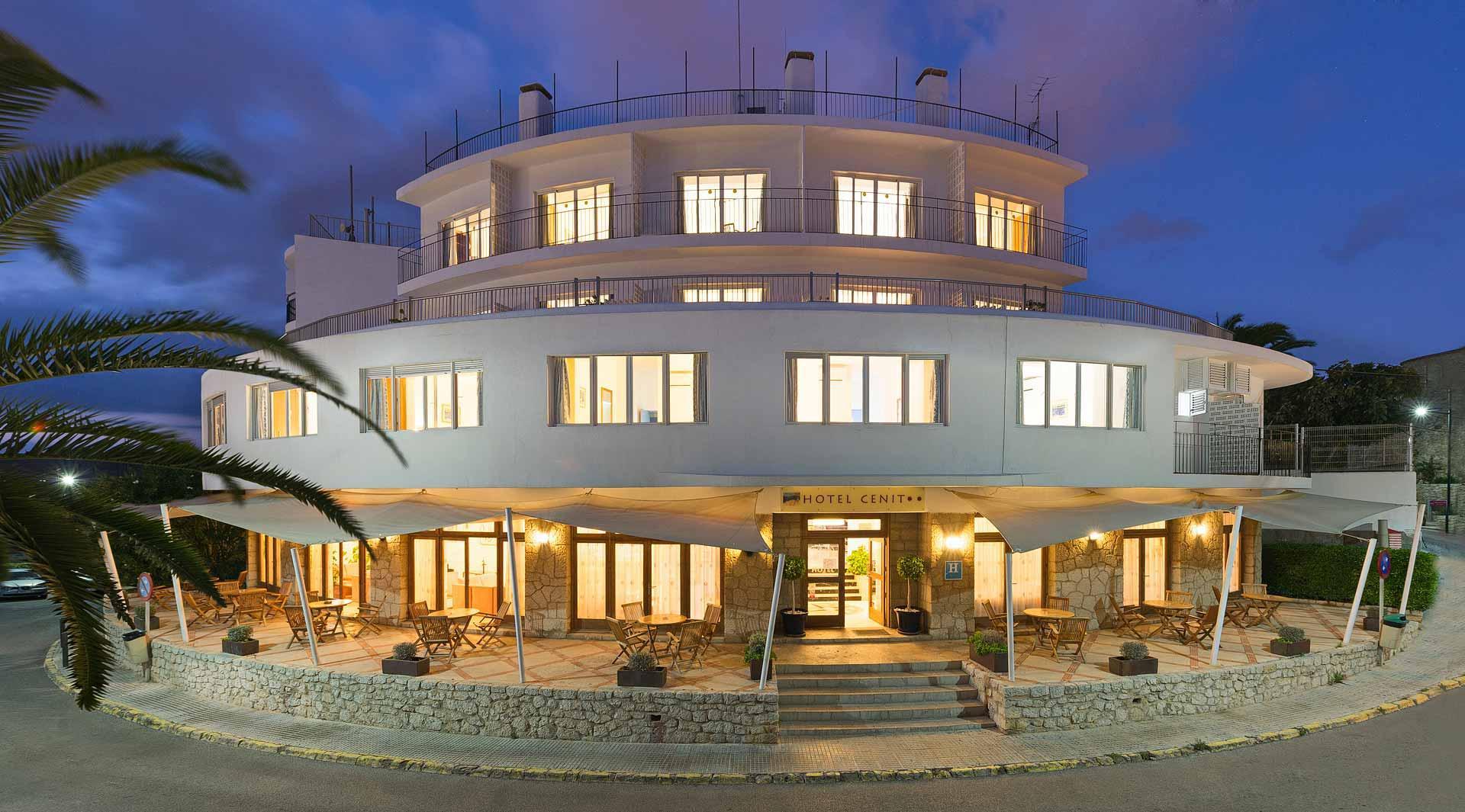 Cenit Hotel Figueretas Ibiza Spain Book Cenit Hotel Online