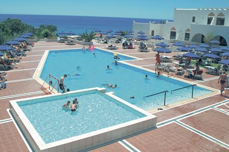 Holidays at Alfa Beach Hotel in Kolymbia, Rhodes