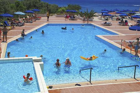 Holidays at Alfa Beach Hotel in Kolymbia, Rhodes