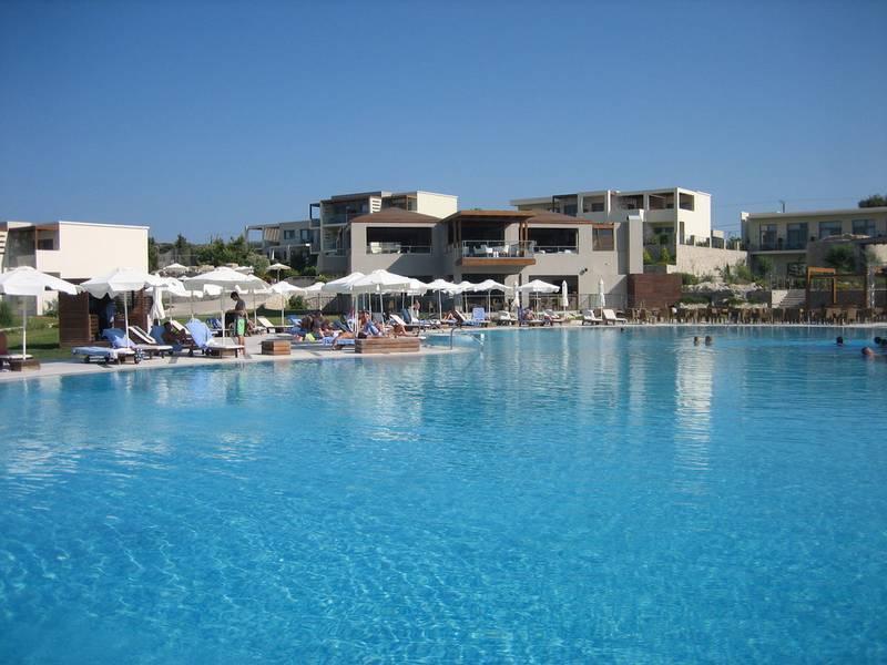 Holidays at Sentido Port Royal Villas and Spa Hotel in Kolymbia, Rhodes