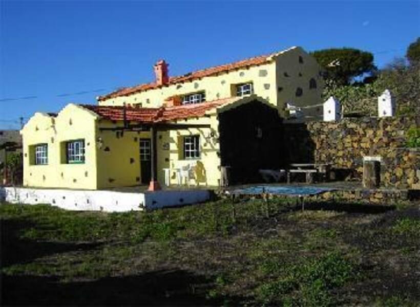 Holidays at Casas Rurales Herreras in Valverde, El Hierro