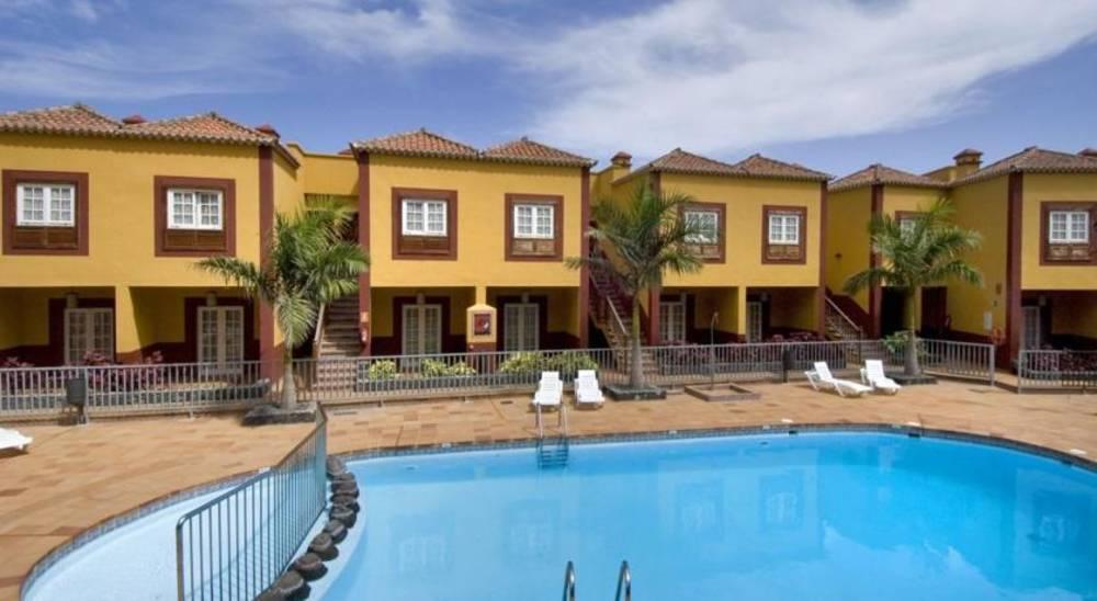 Holidays at Brenas Garden Apartments in Brena Baja, La Palma