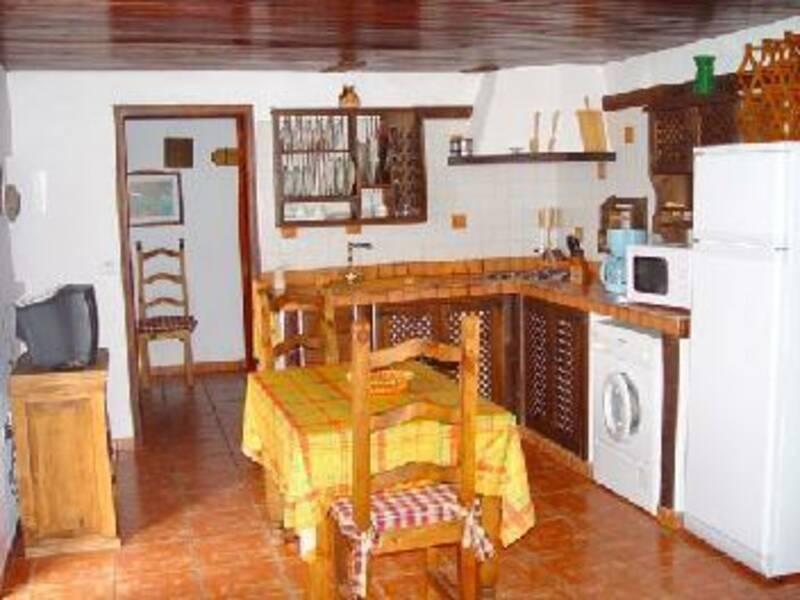 Holidays at Complejo Rural La Brujita Hotel in Frontera, El Hierro