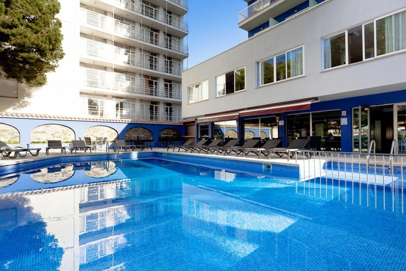 Holidays at Torre Azul Hotel in El Arenal, Majorca