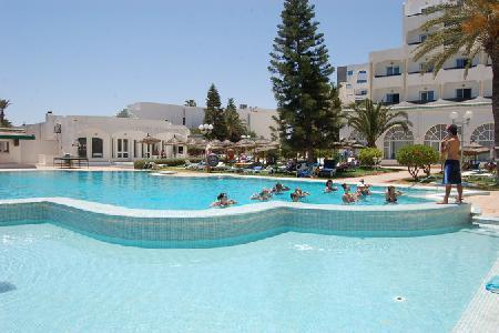 Holidays at Royal Jinene Hotel in Sousse, Tunisia