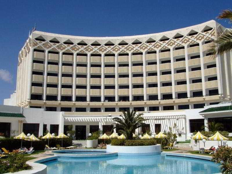 Holidays at Nahrawess Boujaafar Hotel in Sousse, Tunisia