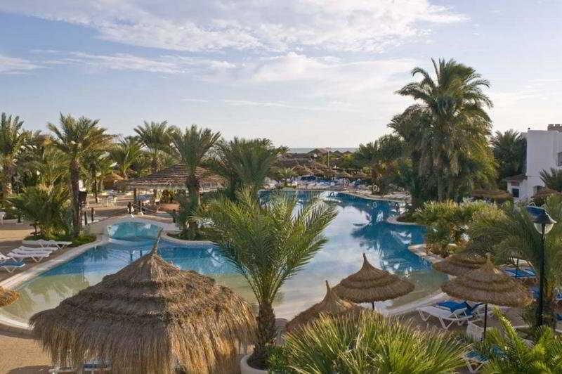 Holidays at Fiesta Beach Djerba Hotel in Djerba, Tunisia