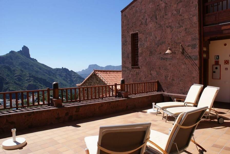 Holidays at Rural Fonda De La Tea Hotel in Cruz De Tejeda, Gran Canaria