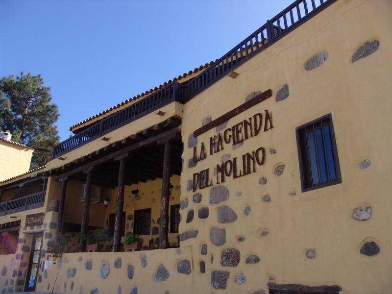 La Hacienda Del Molino Hotel