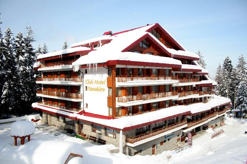 Holidays at Club Hotel Yanakiev in Borovets, Bulgaria