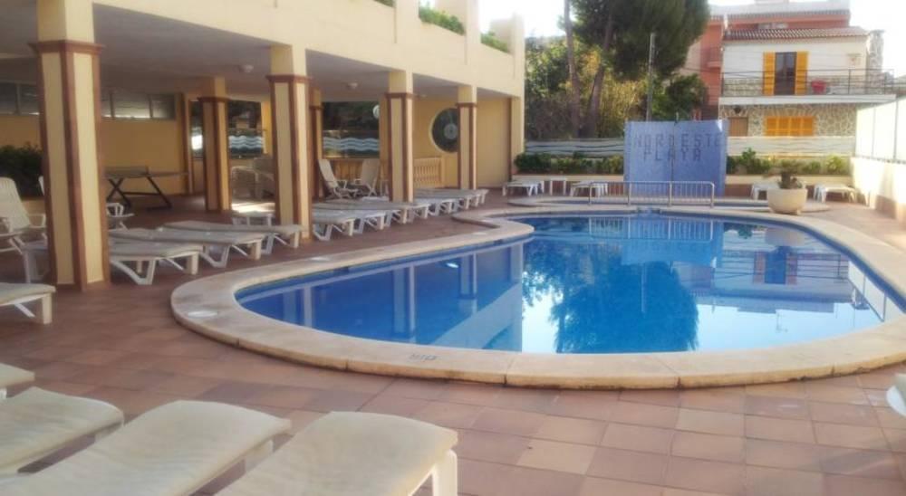 Holidays at Nordeste Playa Hotel in Ca'n Picafort, Majorca