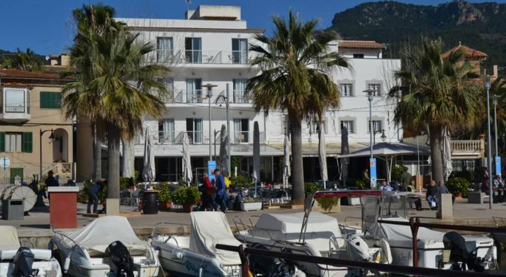 Holidays at Miramar Hotel in Puerto de Soller, Majorca
