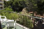 Private Balcony in Diamant Junior Hotel