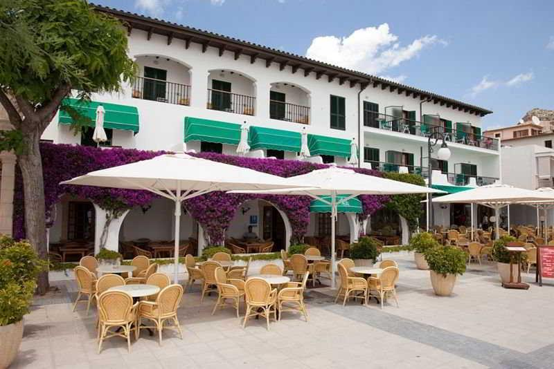 Holidays at Sis Pins Hotel in Puerto de Pollensa, Majorca