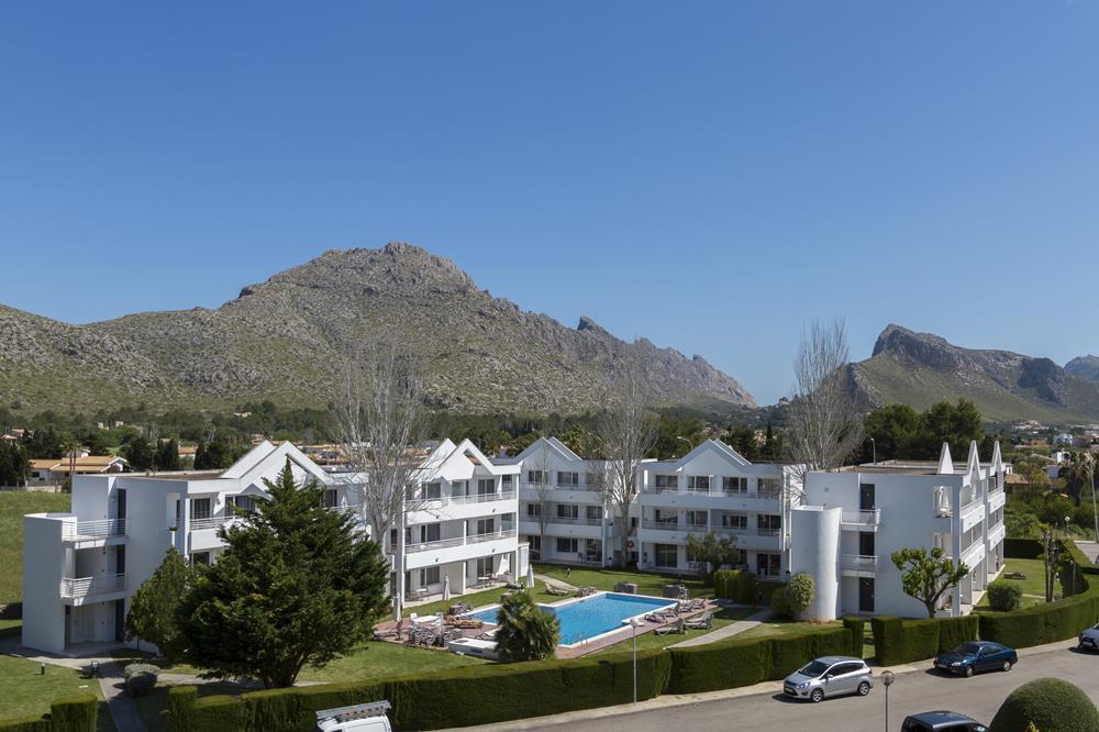 Holidays at Duva Premium Aparthotel in Puerto de Pollensa, Majorca