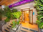 Entrance to Fergus Capi Playa Hotel