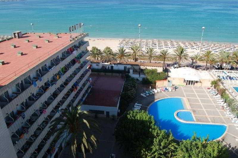Holidays at Kontiki Playa Hotel in Playa de Palma, Majorca