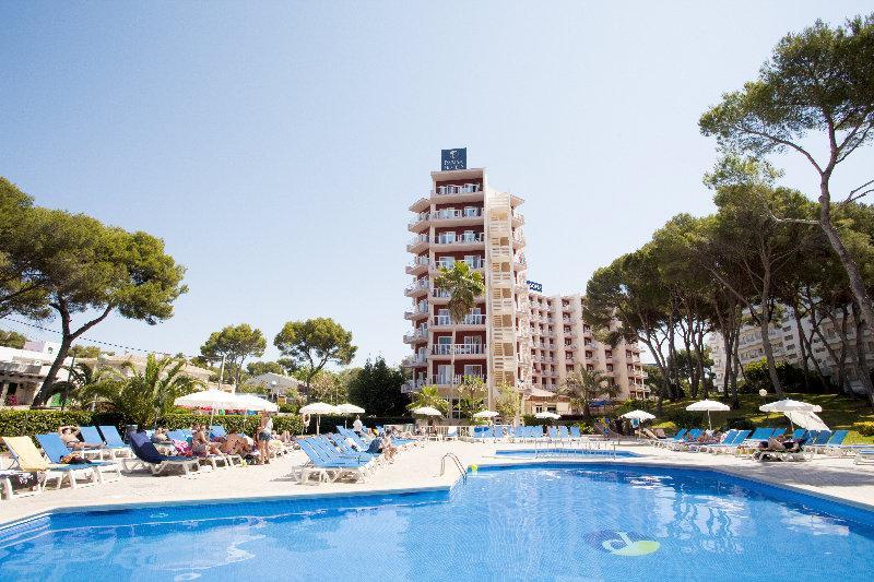 Holidays at Pabisa Sofia Hotel in Playa de Palma, Majorca