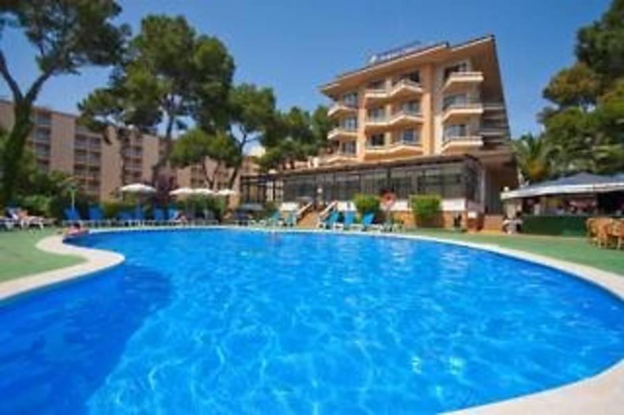 Holidays at Pabisa Chico Hotel in Playa de Palma, Majorca