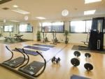 Gym/Fitness Facilities in Pabisa Chico Hotel