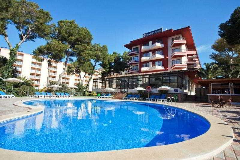 Holidays at Pabisa Chico Hotel in Playa de Palma, Majorca