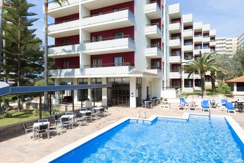 Holidays at Pabisa Orlando Aparthotel in Playa de Palma, Majorca